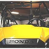 "16.5"" Extra Wide Panoramic Rear View Mirror Fits Honda Pioneer UTV"