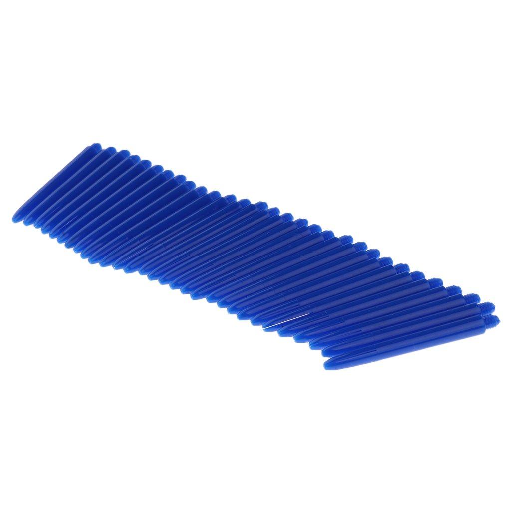 Toygogo Alberi di Dardo in Plastica 2BA Universali da 30 Pezzi