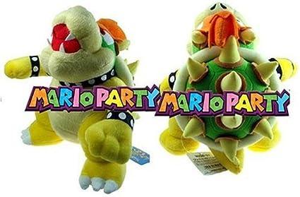 Amazon Com Hong Kong 4 U Super Mario Party 10 Plush
