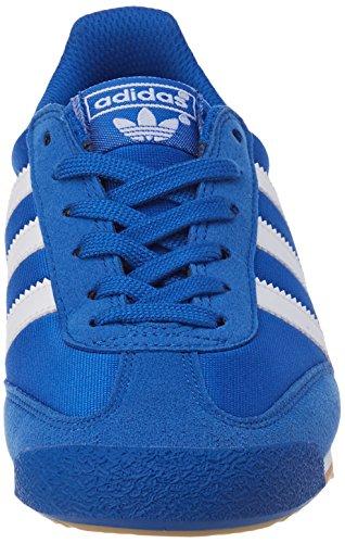 Dragon Sneakers White footwear Og Adidas gum Homme blue Bleu 0 Basses g1EqdAxwC