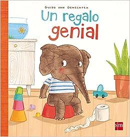 Un regalo genial (Álbumes ilustrados): Amazon.es: Guido van Genechten, Gonzalo Fernández Gómez: Libros