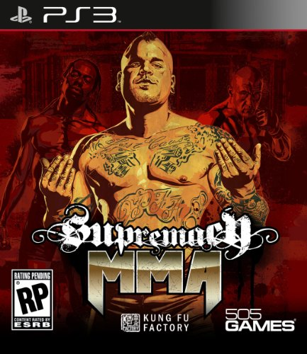 Used, Supremacy MMA - Playstation 3 for sale  Delivered anywhere in USA