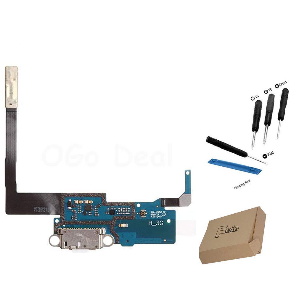 Puerto De Carga Para Samsung Note 3 N900 Charger Cable