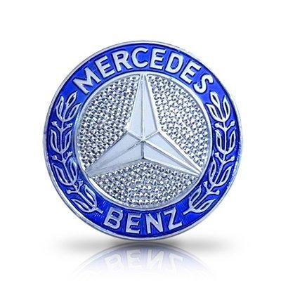 mercedes-benz-1979-oem-hood-emblem