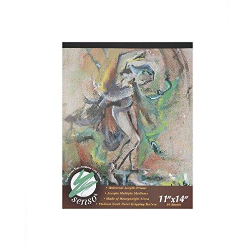Senso Canvas Pad 11x14''
