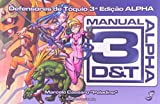 capa de Manual 3D&T Alpha