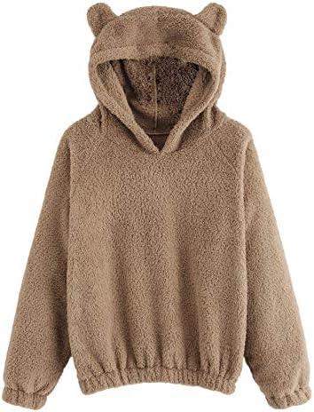 Romwe Womens Sleeve Pullovers Sweatshirt