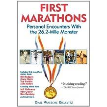 First Marathons