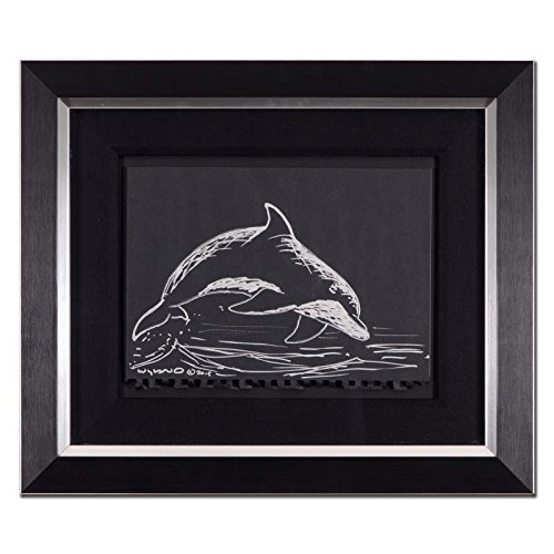 Dolphin Wyland Original Art by