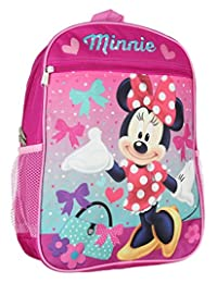 """Disney Minnie Mouse 15"""" Backpack"""