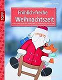 Fröhlich-freche Weihnachtszeit: Fensterbilder und Paper Balls für Groß und Klein