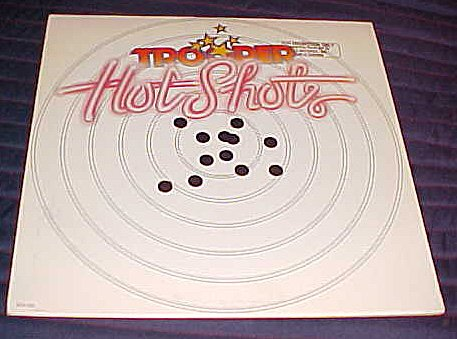 (Hot Shots by Trooper Record Vinly Album)