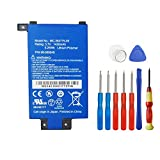 Wee Replacement Battery 58-000049 for AmazonKindle Paperwhite 2013 Kindle Touch 3G 6''