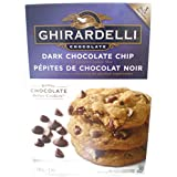 Ghirardelli Dark Chocolate Chip Premium Cookie Mix 1.42 Kg