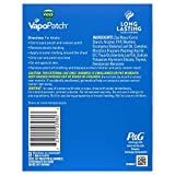 Vicks Vapopatch Adult Wearable Aroma Patch, 5 Count