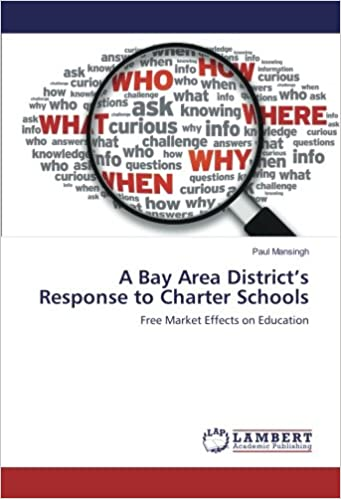 Book A Bay Area District's Response to Charter Schools: Free Market Effects on Education