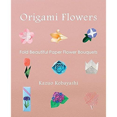 Origami flowers amazon origami flowers fold beautiful paper flower bouquets mightylinksfo