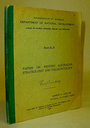 papers-on-western-australian-stratigraphy-and-palaeontology-report-no-38