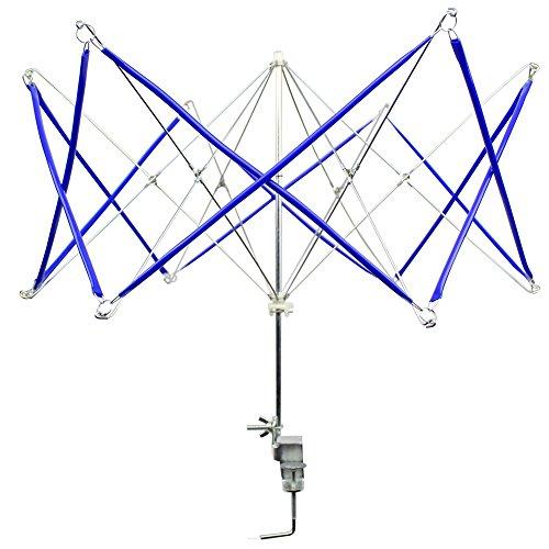 Umbrella Swift Yarn Winder, Hand Operated Knitting Winder Tools, Wool Yarn String Ball Winder Holder by eronde