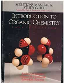 Study guide to accompany Fundamentals of organic chemistry