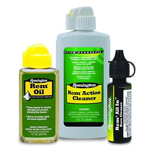 Remington 17196 REM Gun Care Chemical Combo Pack