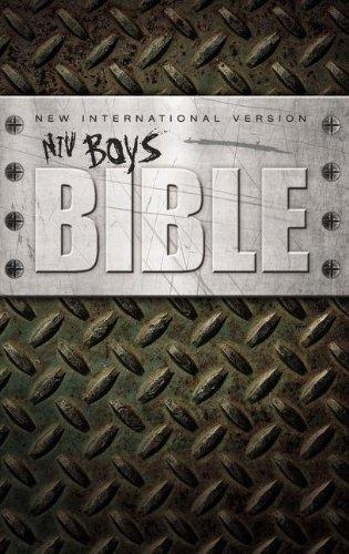 NIV, Boys Bible, Hardcover]()