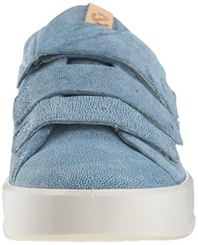 Ecco Vrouwen Soft 8 3-strap Schoen Indigo