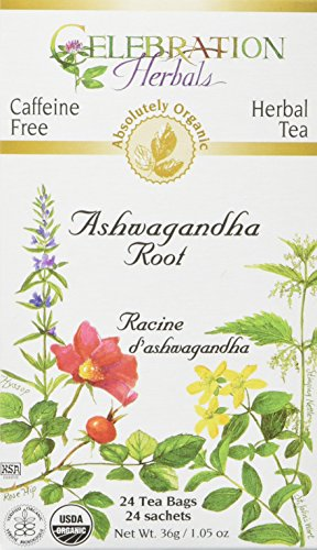 CELEBRATION HERBALS Ashwagandha Root Organic
