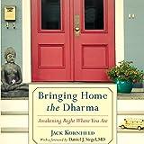 jack kornfield audio books - Bringing Home the Dharma: Awakening Right Where You Are