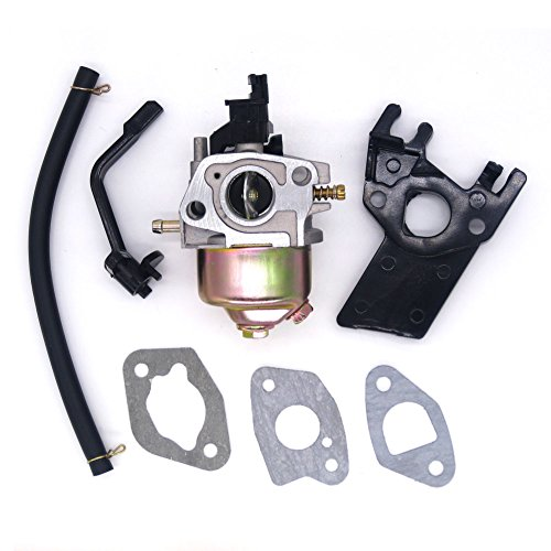 FitBest New Carburetor w/ Gaskets and Intake Manifold for Champion Power Equipment 3500 4000 Watts Gas Generator