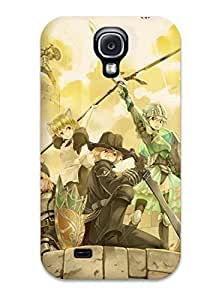 Brand New S4 Defender Case For Galaxy (original Animal Ears Armor Bunny Katana Scythe Spear Sword Tagme)