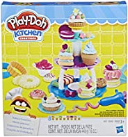 Brinquedo Play Doh Criações de Confeitaria - E2387 - Hasbro