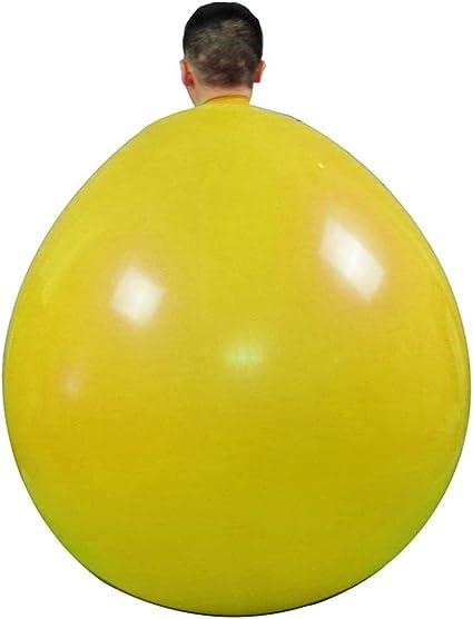 Herewegoo Escalada en globo, 48 pulgadas de látex escalada en ...
