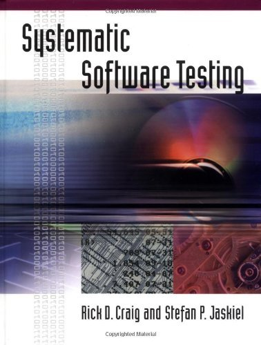 Download Systematic Software Testing (Artech House Computer Library) Pdf