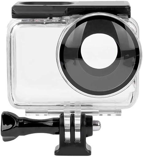 Deylaying Estuche de Buceo Bajo el Agua 60m para Insta360 One R Action Camera: Amazon.es: Electrónica