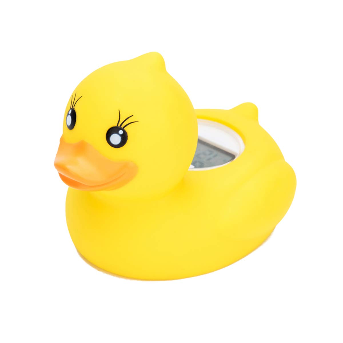 PerHouseAid Baby Bath Thermometers and Floating Bath Toy Bathtub and Swimming Pool Thermometer,Little Yellow Duck