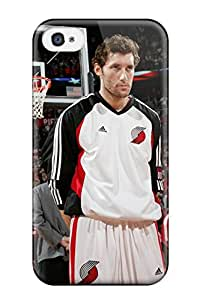 5349645K100836495 portland trail blazers nba basketball (4) NBA Sports & Colleges colorful iPhone 4/4s cases