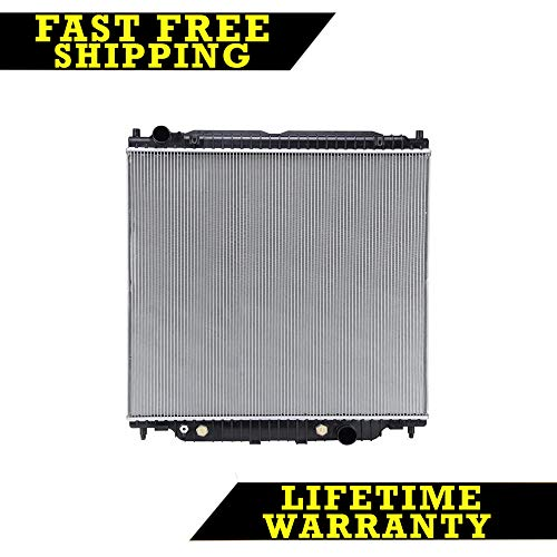 RADIATOR FOR FORD FITS F250 F350 F450 F550 S-DUTY TURBO DIESEL 6 V8 2741