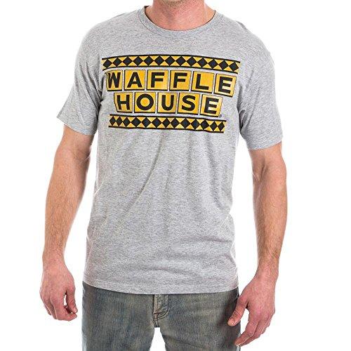 Bioworld Waffle House Logo T Shirt Xl