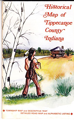 (Historical Map of Tippecanoe County Indiana)