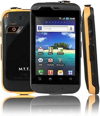 MTT SmartFun - Smartphone (3G, GSM, AGPS, GPS, GPRS, EDGE, HSDPA ...