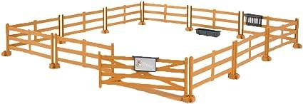 Bruder Pasture Fence Brown Bruder Toys 62604