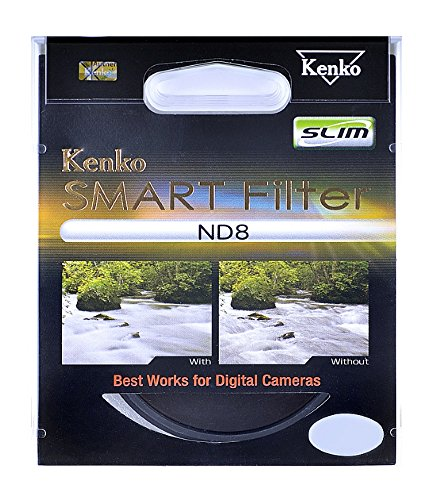 Filtro para c/ámara Kenko 572153 Filtro de Densidad Neutra 72mm Filtro de Lente de c/ámara s 7,2 cm, Filtro de Densidad Neutra, 1 Pieza