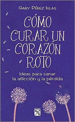 Como Curar Un Corazón Roto Spanish Edition Perez Islas Gaby 9786070709654 Books