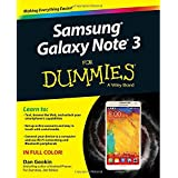 Samsung Galaxy Note 3 For Dummies