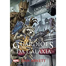 Guardiões da Galáxia - Roccket Raccoon & Groot