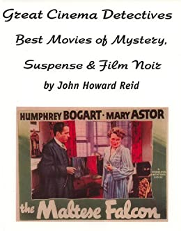 Great Cinema Detectives: Best Movies of Mystery, Suspense & Film Noir  (Hollywood Classics)