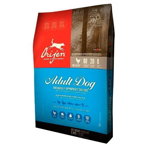 Orijen Adult Dog Food - Orijen Adult Dog Food 15 lb