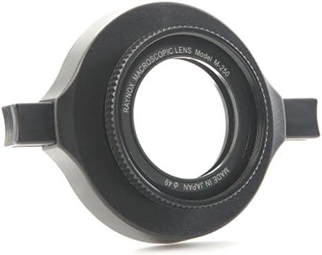 Raynox DCR-250 SLR Negro lente de cámara: Amazon.es: Electrónica