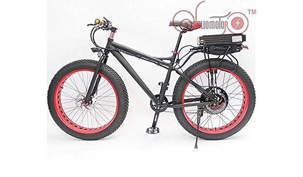 Libre shipping48 V 500 W rueda de 26